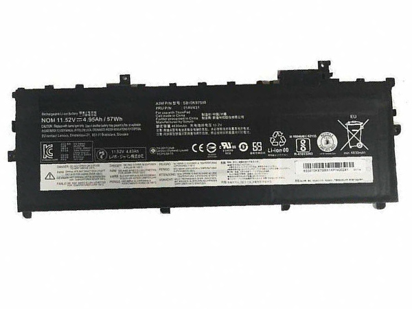 Batterie ordinateur portable SB10K97586
