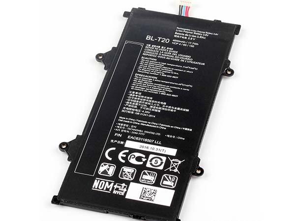 Batterie interne tablette BL-T20