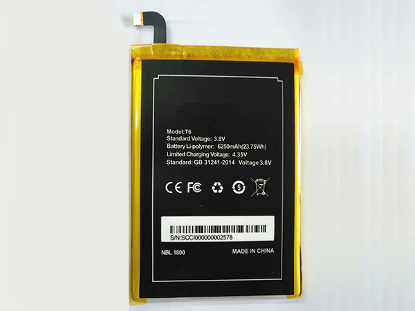 Batterie T6
