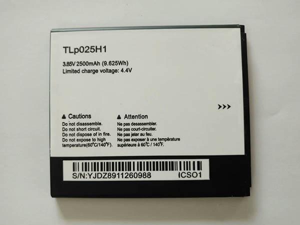 Batterie interne smartphone TLP025H1