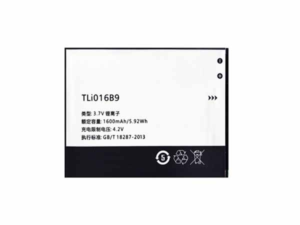 Batterie interne smartphone TLi016B9