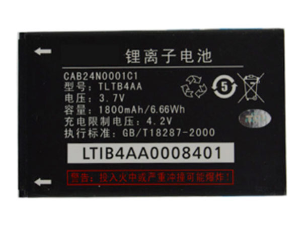 Batterie interne smartphone CAB24N0001C1