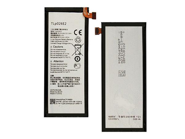 Batterie interne smartphone TLp026E2