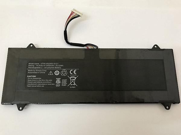 Batterie ordinateur portable UT40-4S2400-S1C1