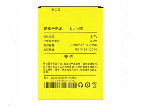 Batterie interne smartphone BLF-20