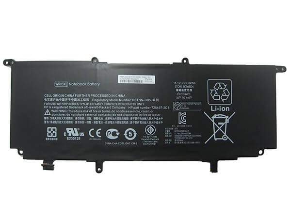 Batterie ordinateur portable WR03XL