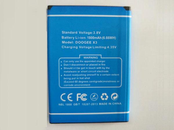 Batterie X3