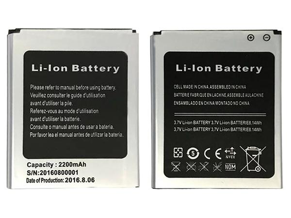 Batterie X6