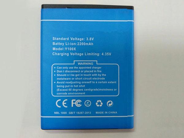 Batterie interne smartphone Y100X