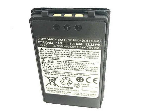 Batterie interne SBR-24LI