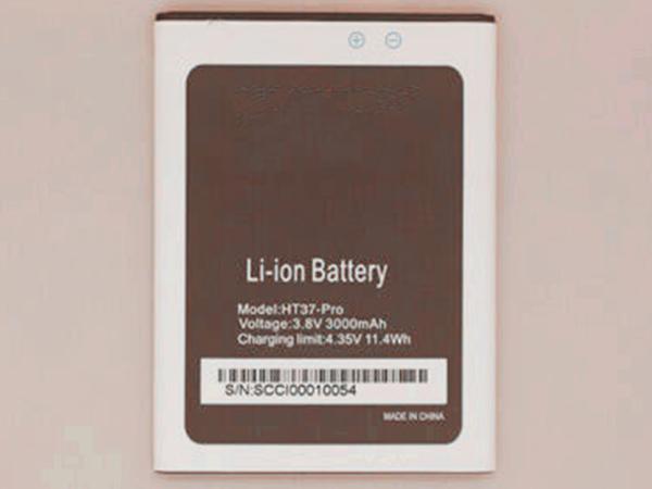 Batterie interne smartphone HT37_Pro