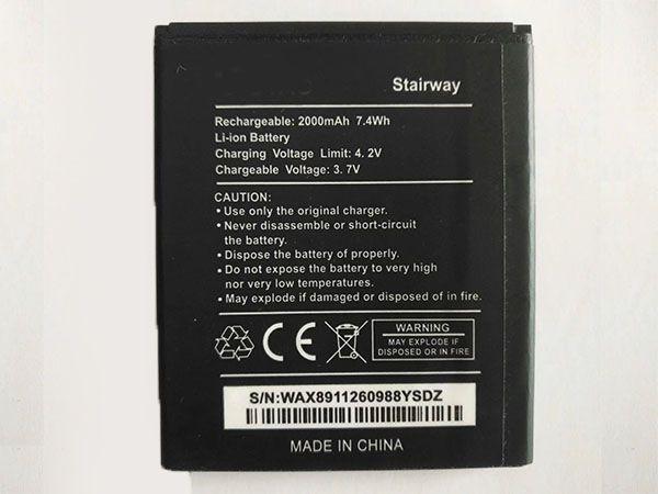 Batterie interne smartphone Stairway